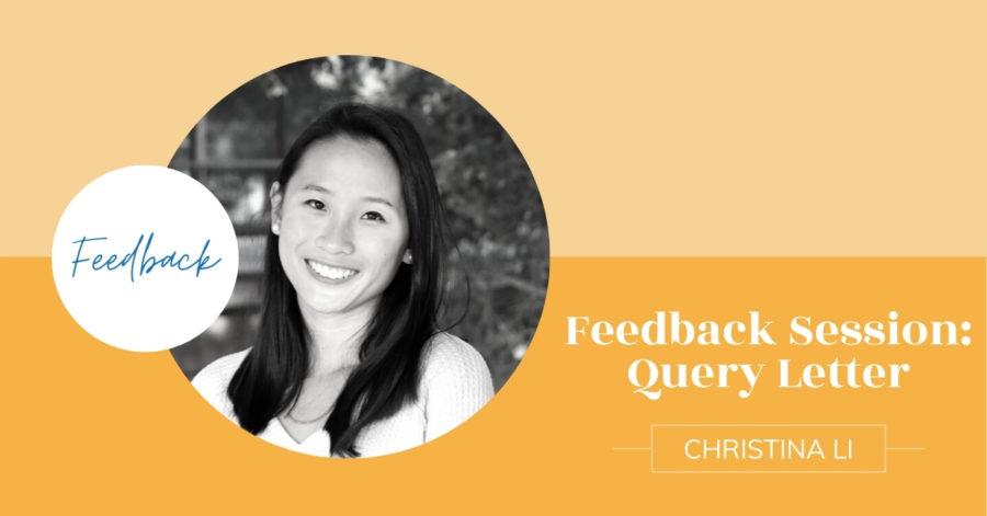 Feedback Session with Christina Li