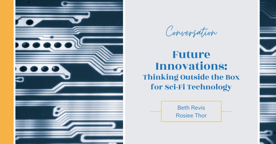 Future Innovations: Thinking Outside the Box for Sci-fi Technology
