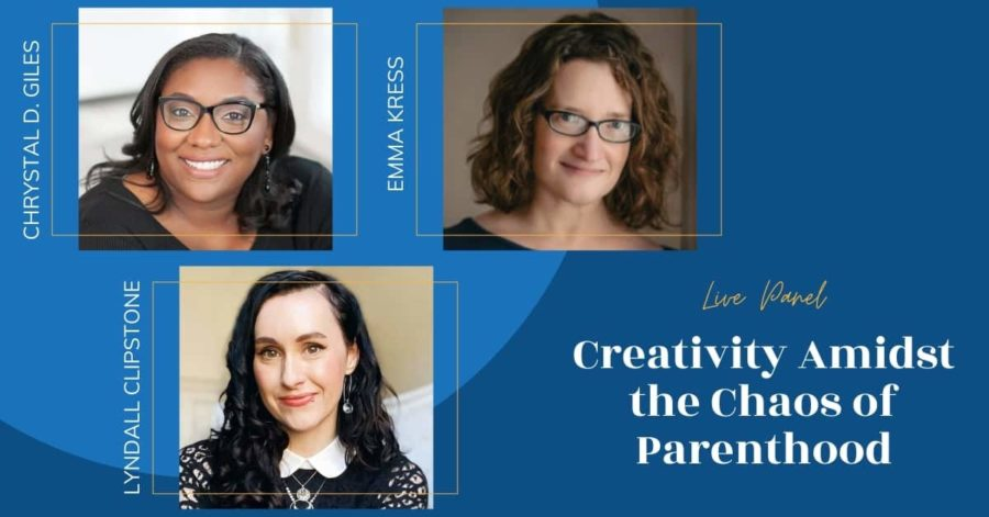 LIVE: Creativity Amidst the Chaos of Parenthood
