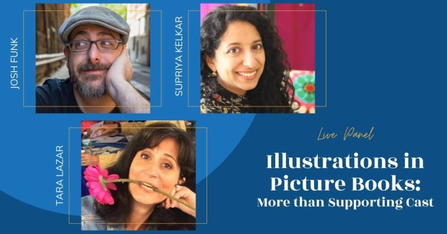 LIVE: Illustrations in Picture Books: More than Supporting Cast