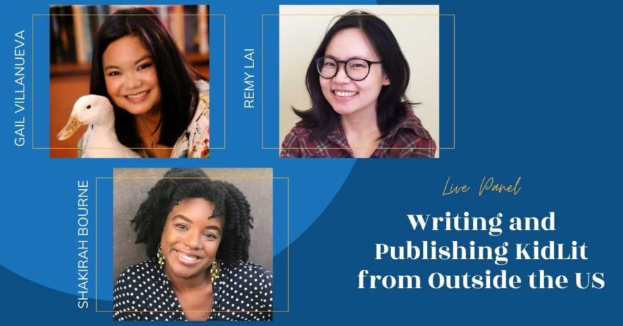LIVE: Writing and Publishing KidLit from Outside the US