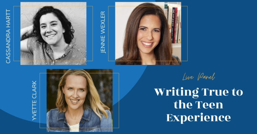 LIVE: Writing True to the Teen Experience