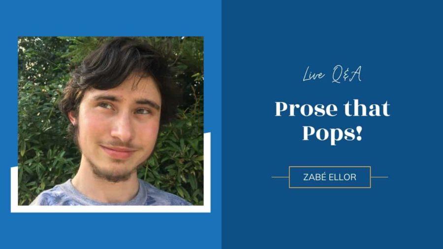 LIVE: Prose that Pops!
